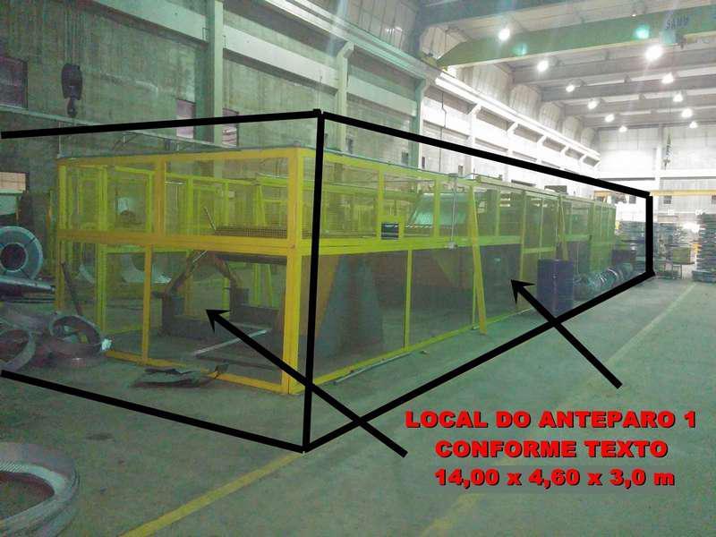 Empresa de barreira acústica