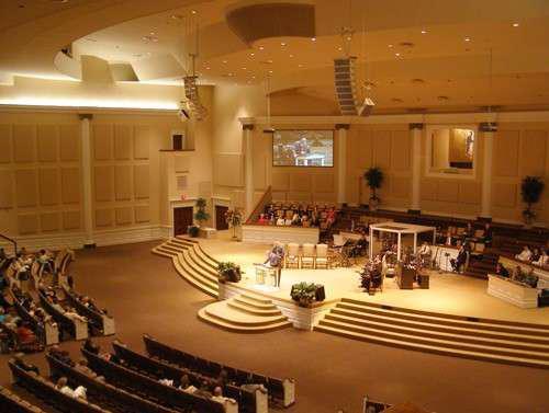 Laudo acústico igreja