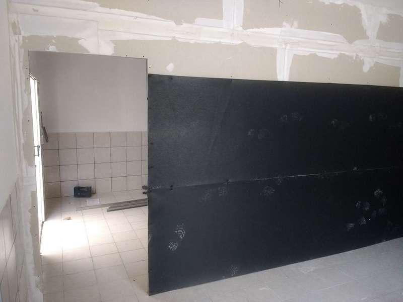 Parede drywall com isolamento acústico preço