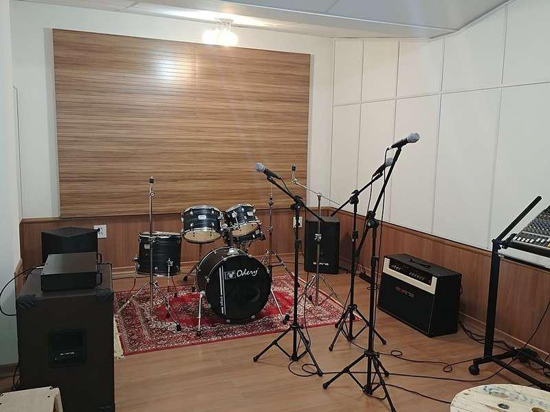 Isolamento acústico estúdio