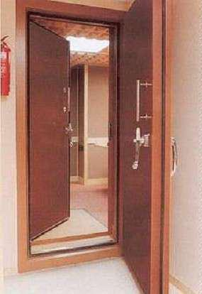 Tratamento acústico porta