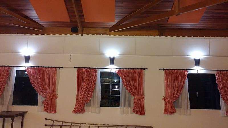 Soluções acústicas para restaurantes