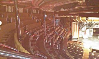 Projeto acustico teatro